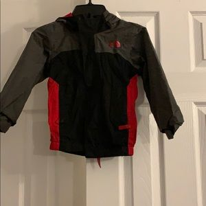 Tri-Climate Toddler North Face Coat 4T